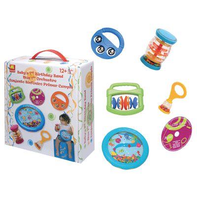 Boîte de 5 Instruments de musique + CD: Mon 1er orchestre