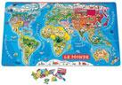 Le tour du monde en puzzle