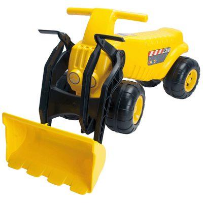 Le tracteur de l'été !