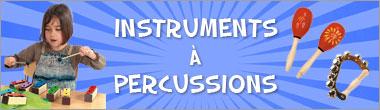 Instruments de musiques pour l'éveil musical de vos enfants