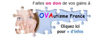 Faites un don pour combatte l'autisme
