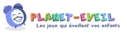 Planet-eveil, Les jeux qui éveillent vos enfants !