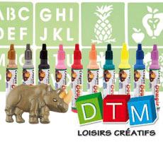 DTM LOISIRS CREATIFS