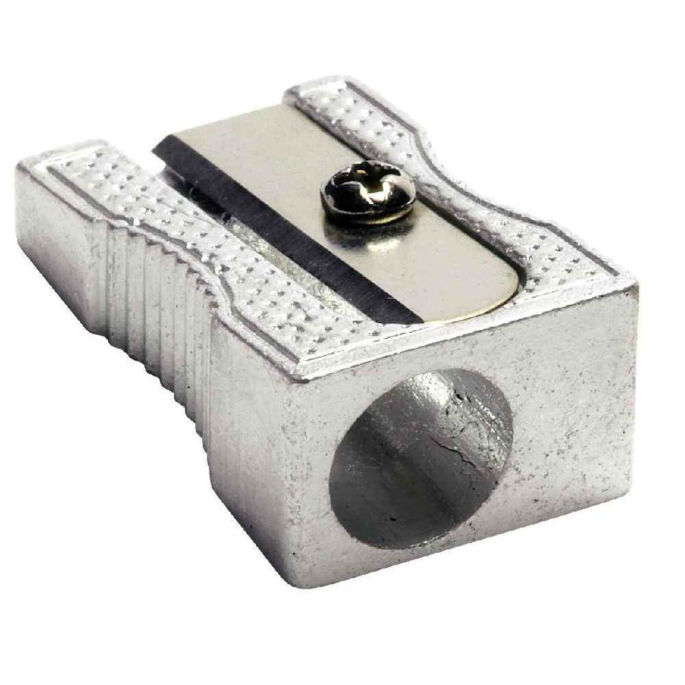 Taille-crayons aluminium 1 usage