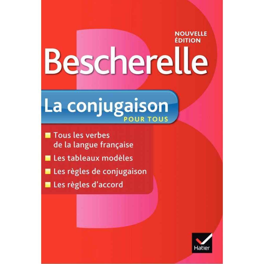 Bescherelle 'La conjugaison pour tous'