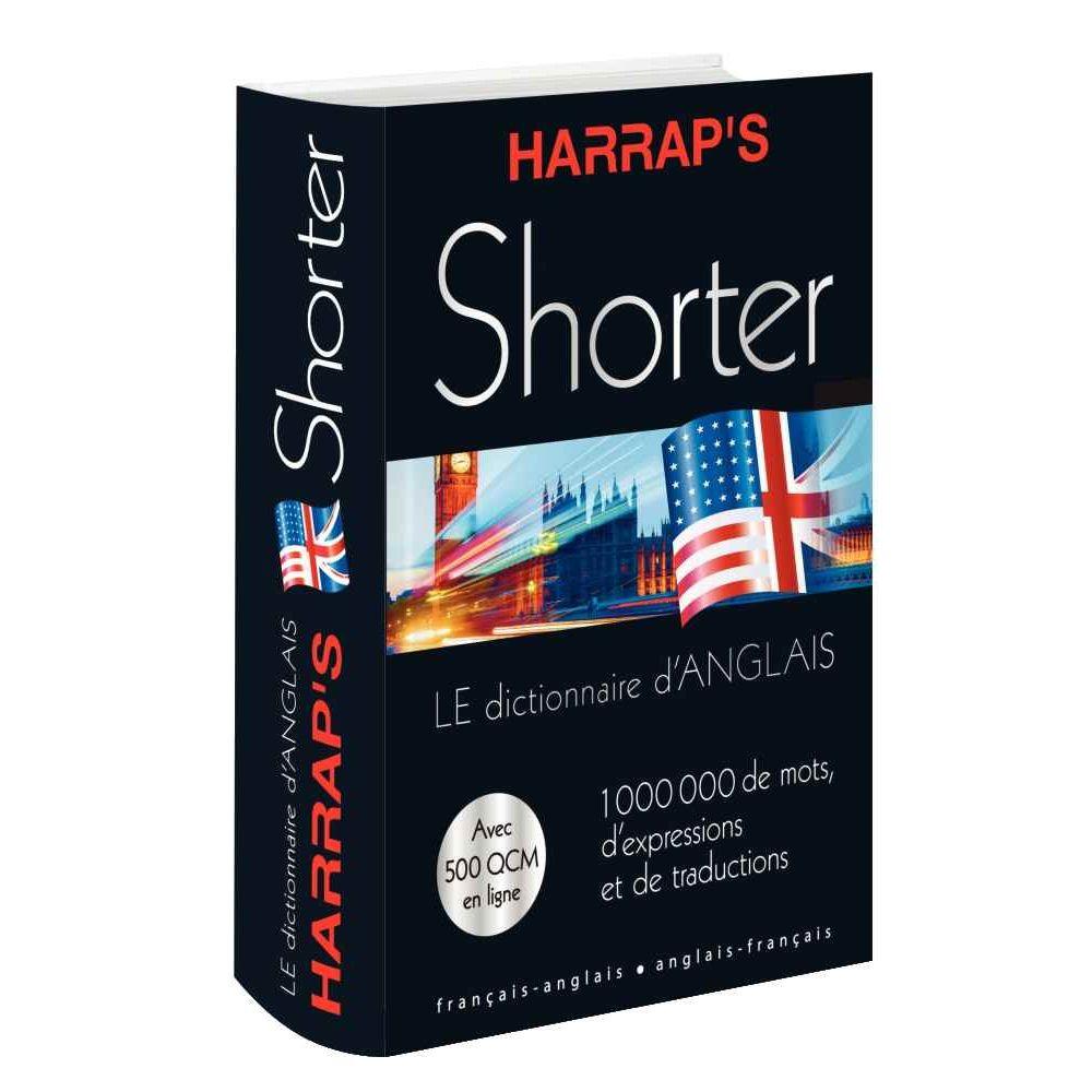 dictionnaire bilingue harrap 39 s shorter anglais fran ais fran ais anglais harrap 39 s. Black Bedroom Furniture Sets. Home Design Ideas