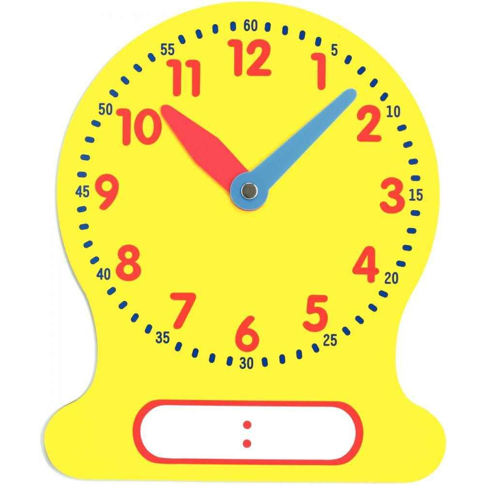 Horloge magnétique 38x30cm