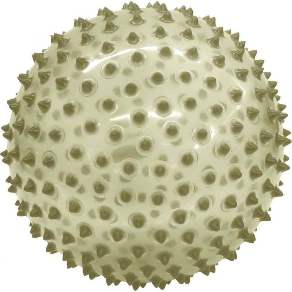 Balle sensorielle phosphorescente diamètre 18 cm