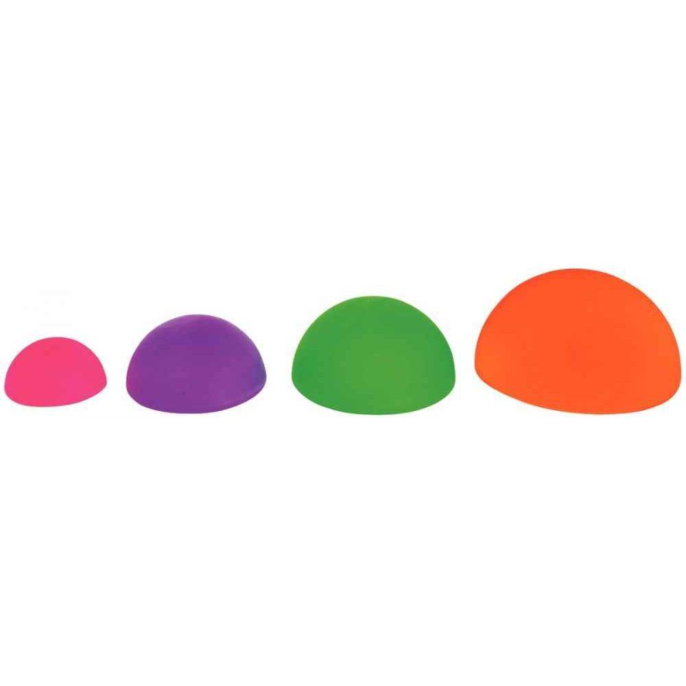 Set de 4 dômes d'équilibre coloris assortis
