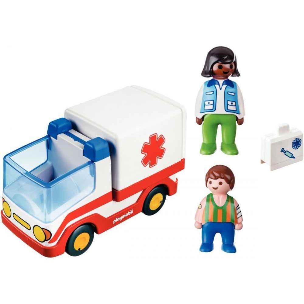 Ambulance Playmobil 1-2-3