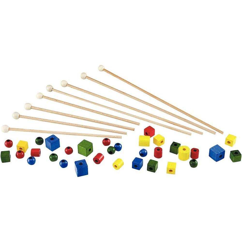 Extension 4 enfants pour l'atelier rythmes et perles