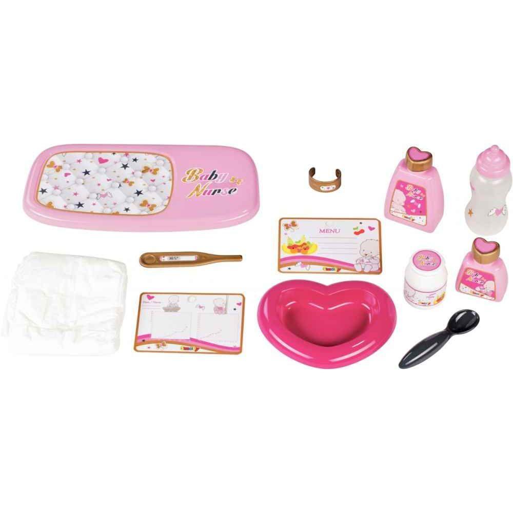 Vanity Baby Nurse - Mallette soin + repas pour poupée