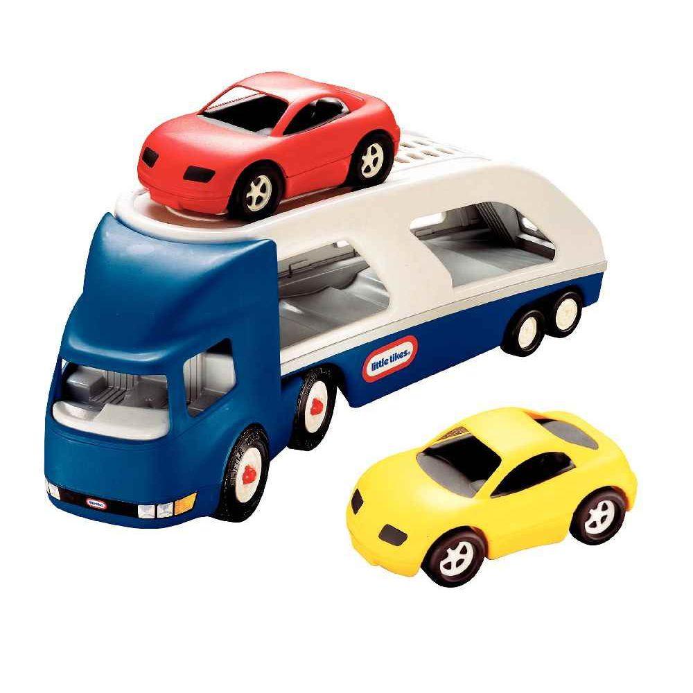 convoyeur de voitures little tikes v hicules personnages sur planet eveil. Black Bedroom Furniture Sets. Home Design Ideas