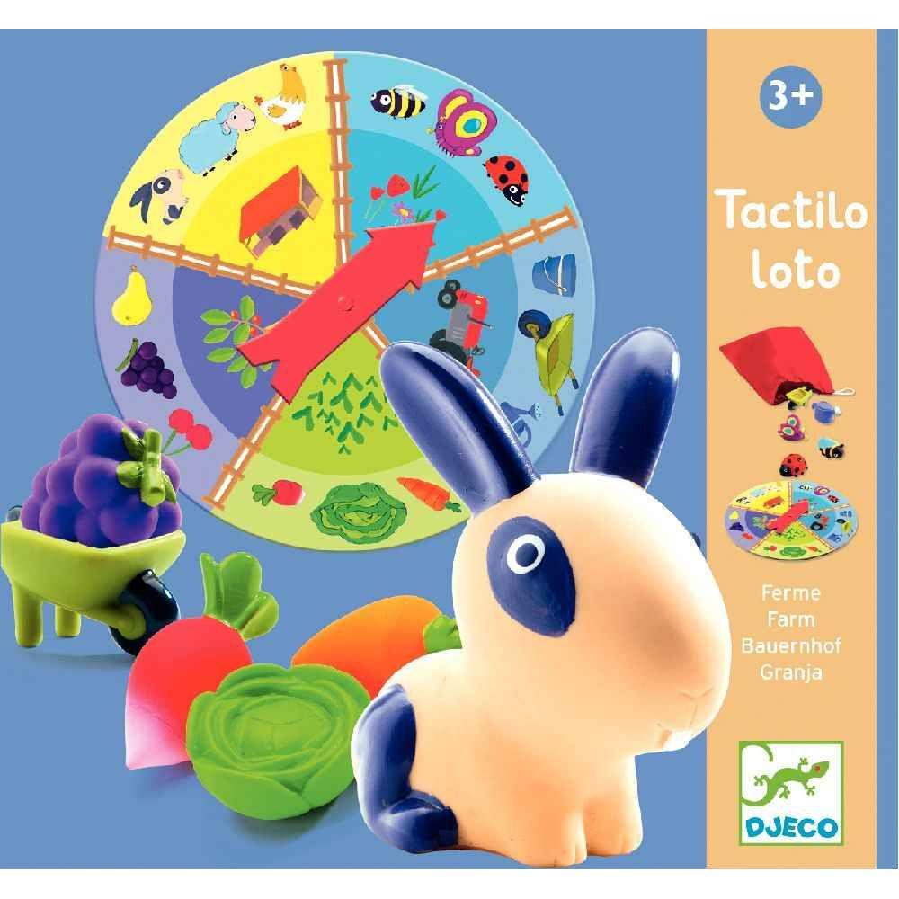 Tactilo Loto - La ferme