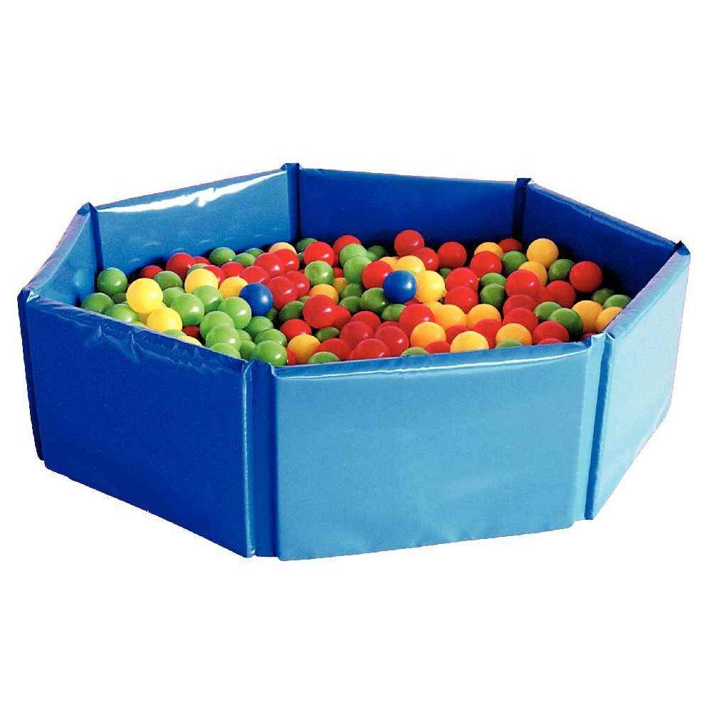 Piscine balles ovale piscines balle sur planet eveil for Piscine a balle