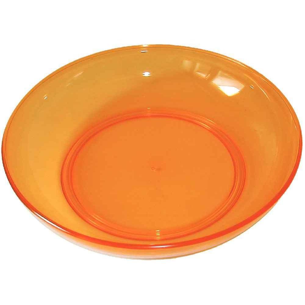 assiette creuse orange pour micro ondes plastorex vaisselle sur planet eveil. Black Bedroom Furniture Sets. Home Design Ideas