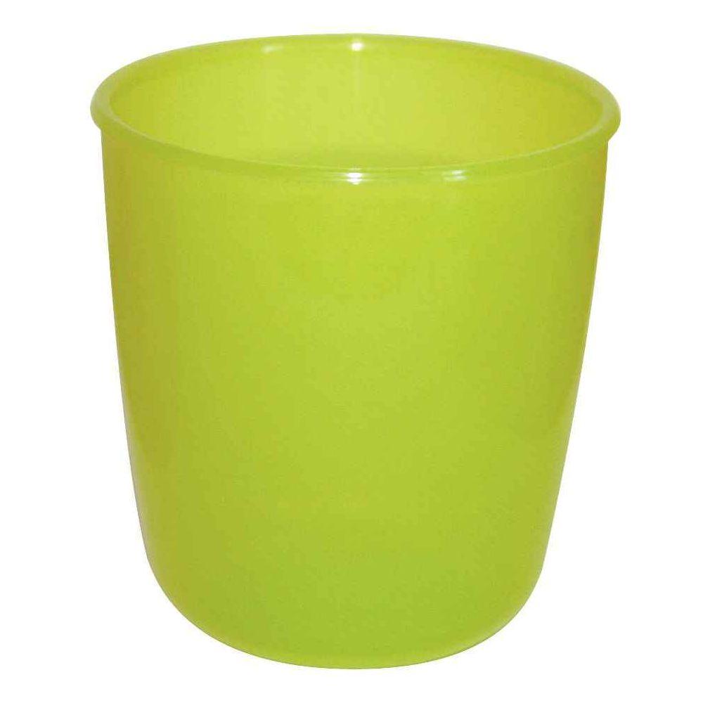 gobelet en polypropyl ne 15 cl vert plastorex vaisselle sur planet eveil. Black Bedroom Furniture Sets. Home Design Ideas