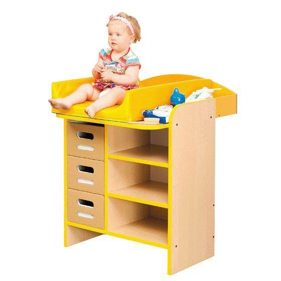 table langer en bois 68x71x87 cm nowa szkola meubles langer accessoires sur planet eveil. Black Bedroom Furniture Sets. Home Design Ideas