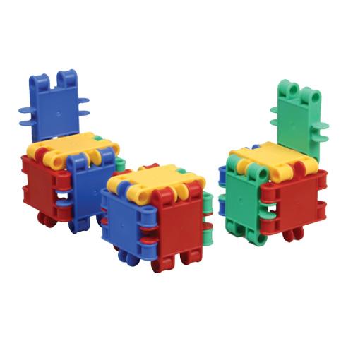 roller box de 800 pi ces 15 plans de construction clics toys jeux de construction sur. Black Bedroom Furniture Sets. Home Design Ideas