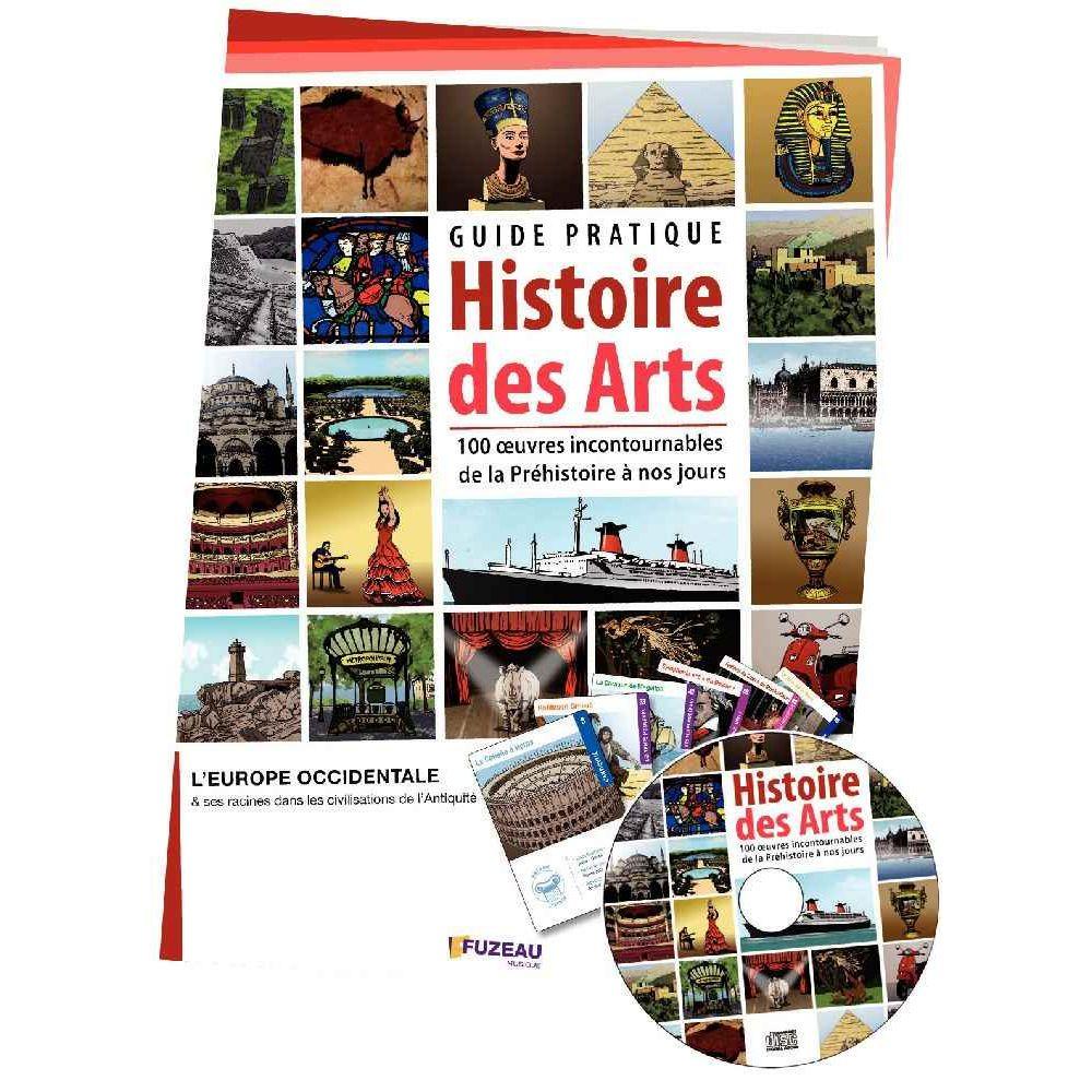 Guide pratique histoires des arts