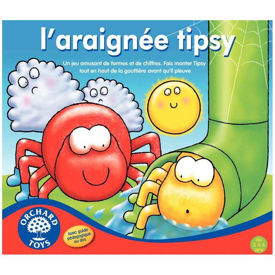 Jeu de société L'araignée Tipsy