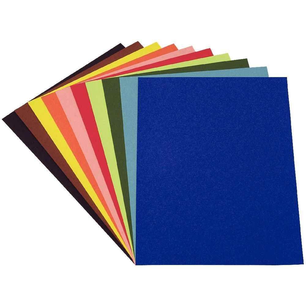 papier dessin couleur 50x65 cm 120g paquet de 250 feuilles generic papier dessin sur. Black Bedroom Furniture Sets. Home Design Ideas