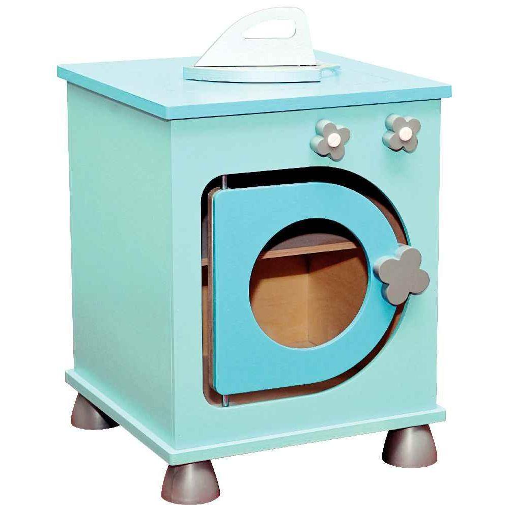 lave linge bonbon en bois jb bois le m nage sur planet eveil. Black Bedroom Furniture Sets. Home Design Ideas
