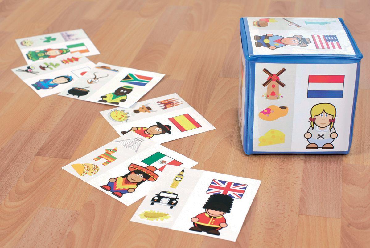 Tapis rond enfants du monde kit for kids tapis de jeux sur planet eveil - Maison du monde tapis d eveil ...
