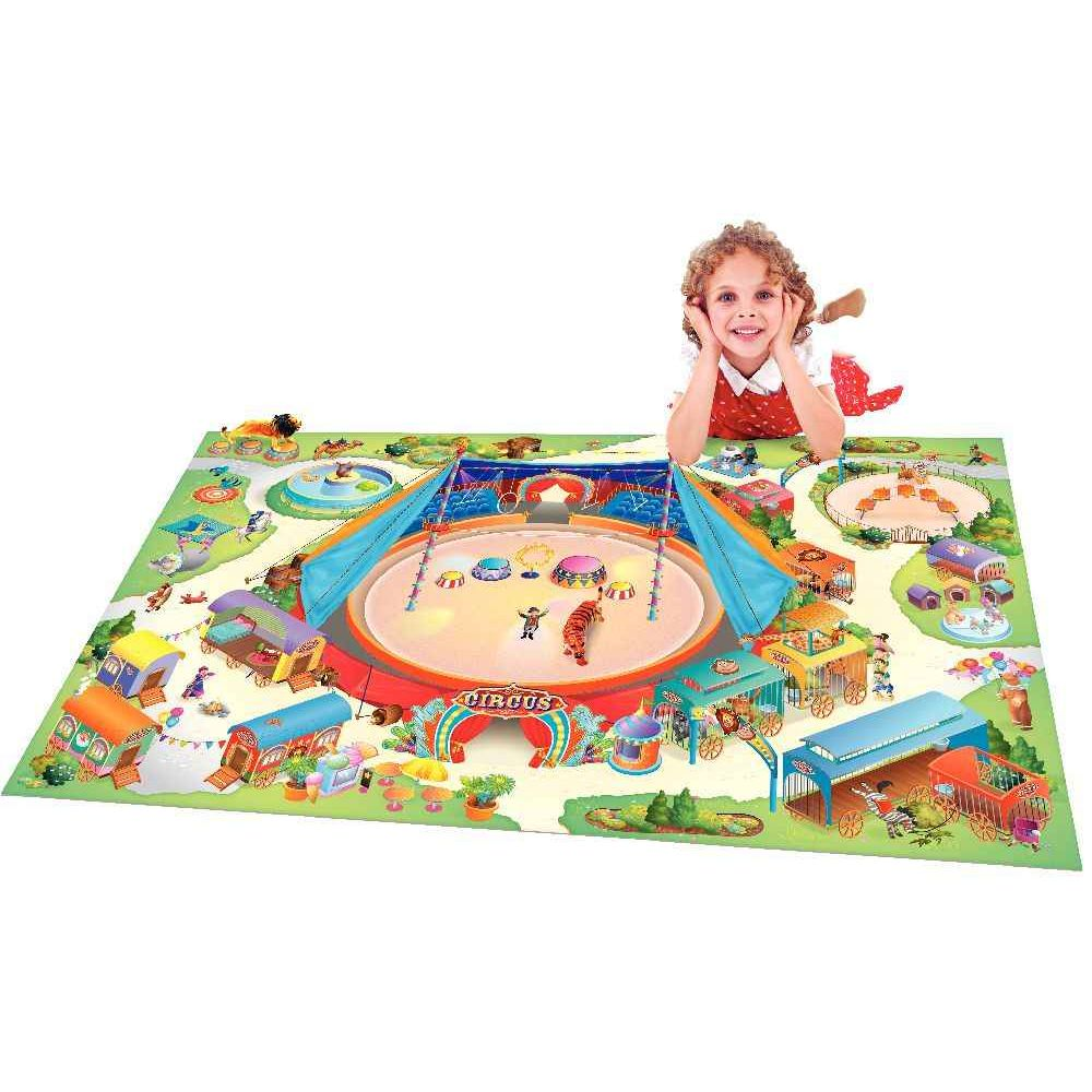 Tapis house of kids for Exterieur topologie