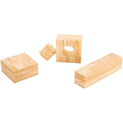jouets educatifs jeux de construction jeu imitation bois  pieces p