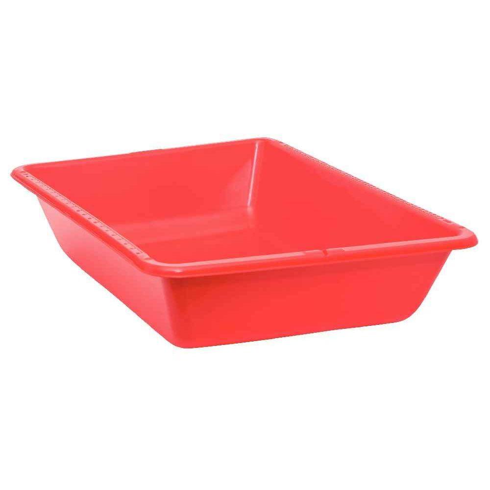Bac à sable ou eau - Rouge