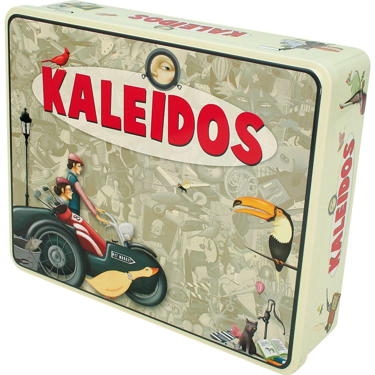 Asmodee - Jeu de société - Kaleidos