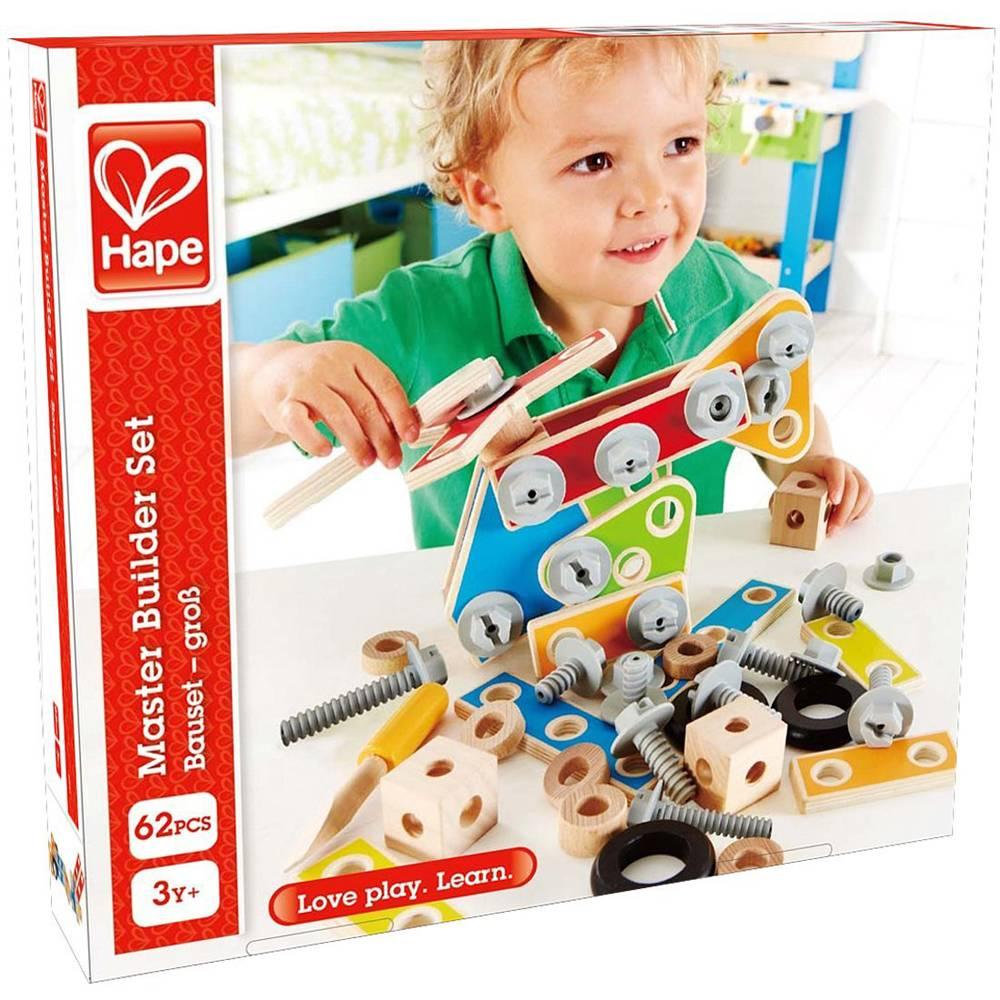 Le petit charpentier jeu de construction expert hape jeux de constructi - Jeux video de construction ...
