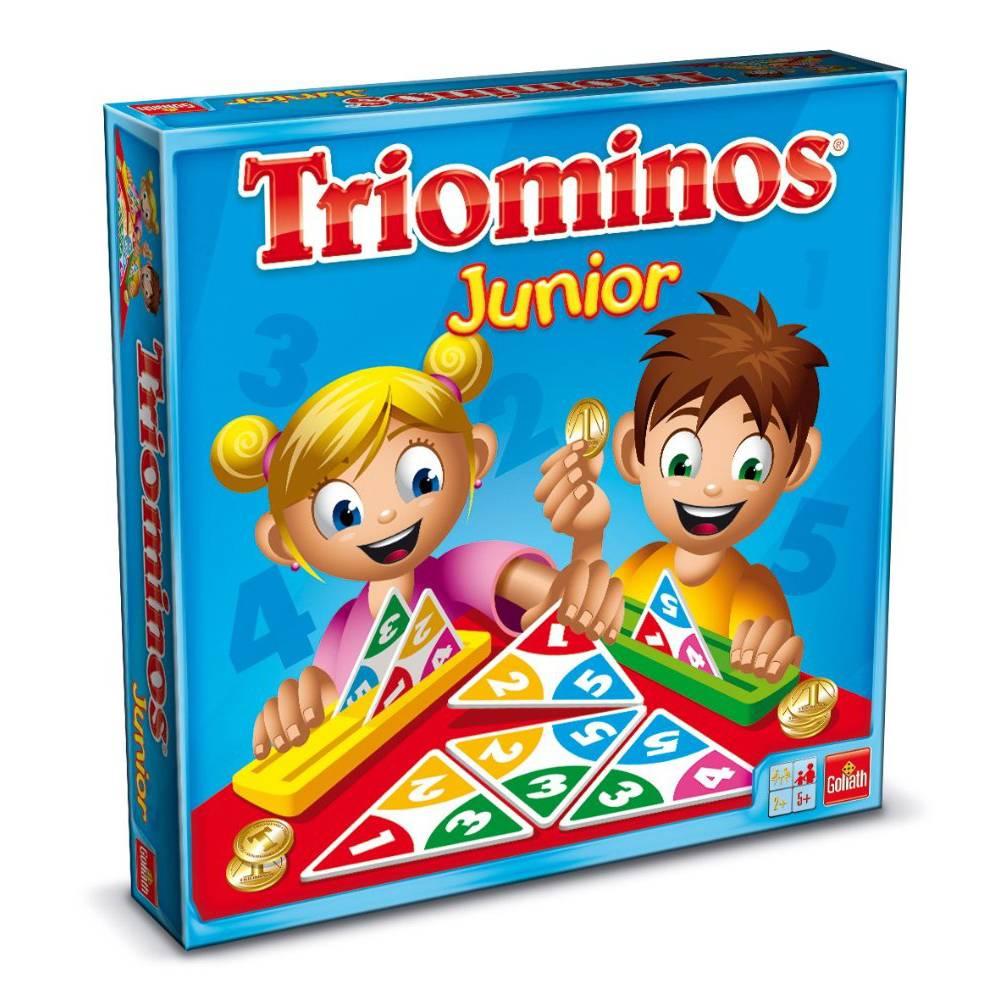 Jeu de société Triomino Junior