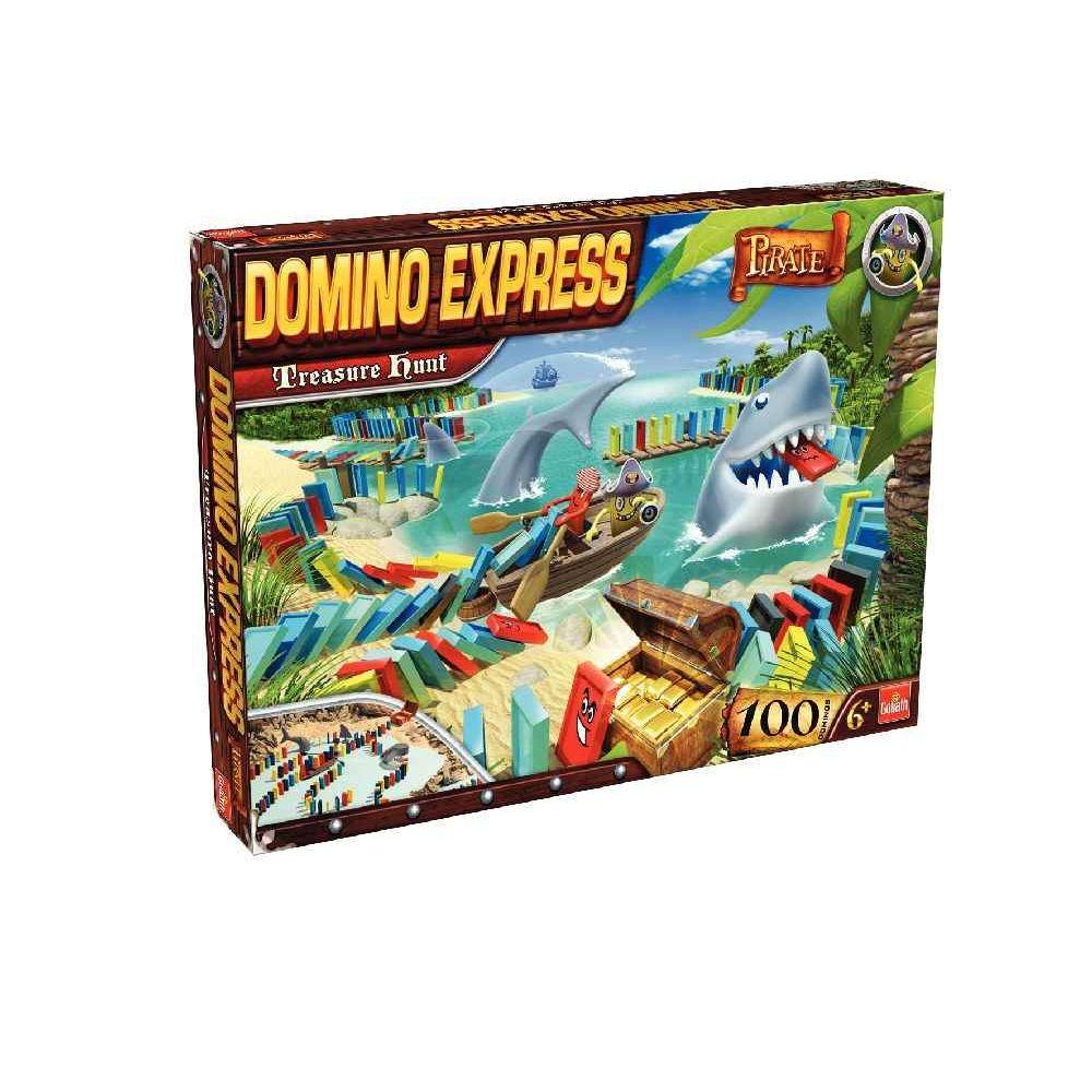 Domino Express Pirate- Jeu de construction