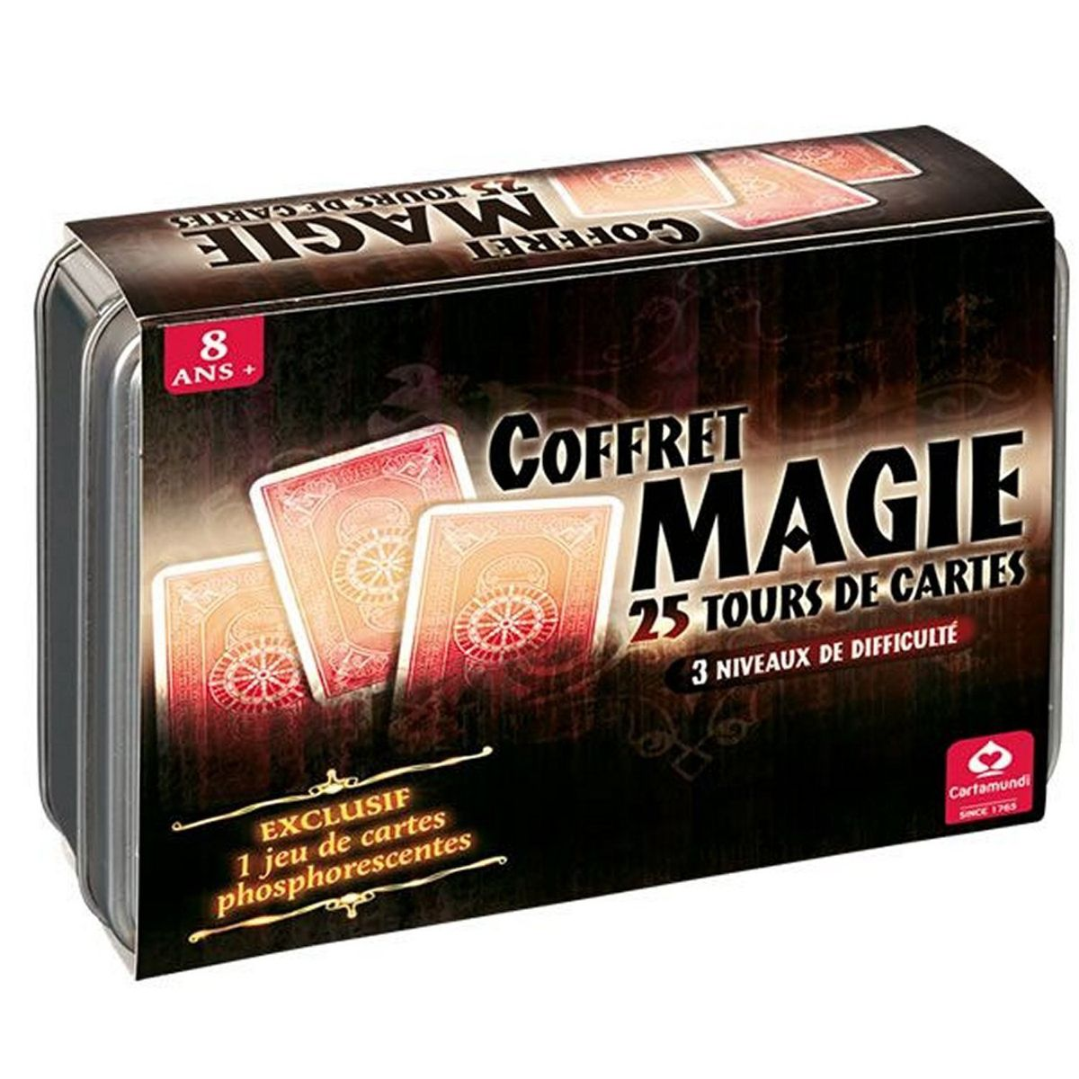 Coffret de 25 tours de magie