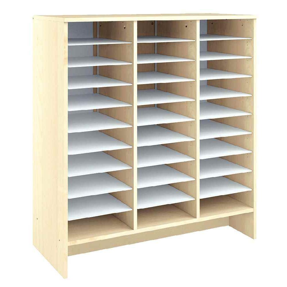 Meuble de rangement en bois 30 cases nowa szkola for Case en bois