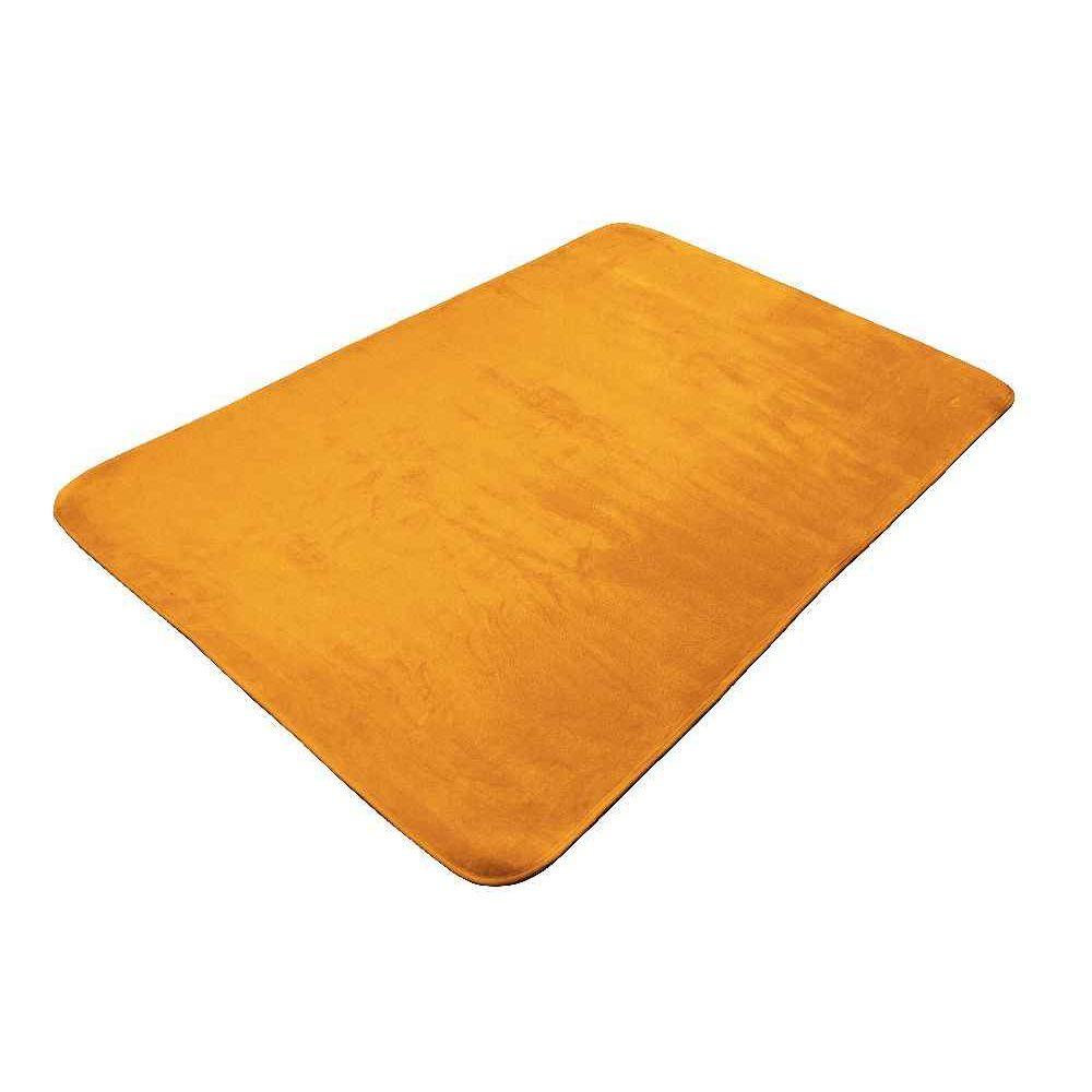 Tapis ultra soft 70x95cm orange