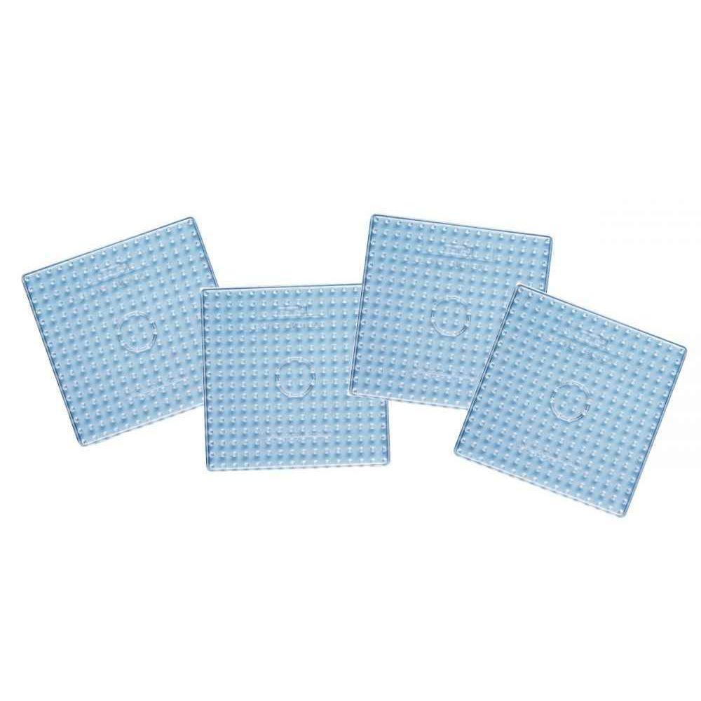 plaques transparentes pr form es pour perles hama taille maxi. Black Bedroom Furniture Sets. Home Design Ideas