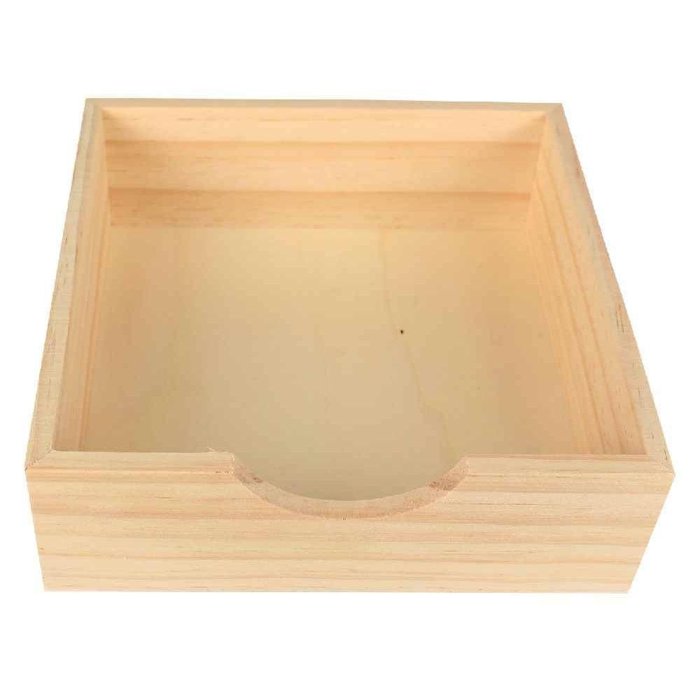 coffret pour serviettes de table en bois objets en bois. Black Bedroom Furniture Sets. Home Design Ideas
