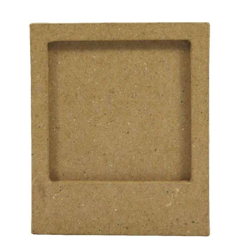 Cadres magnétiques en carton, L. 7,5 x H. 9 cm - Lot de 5
