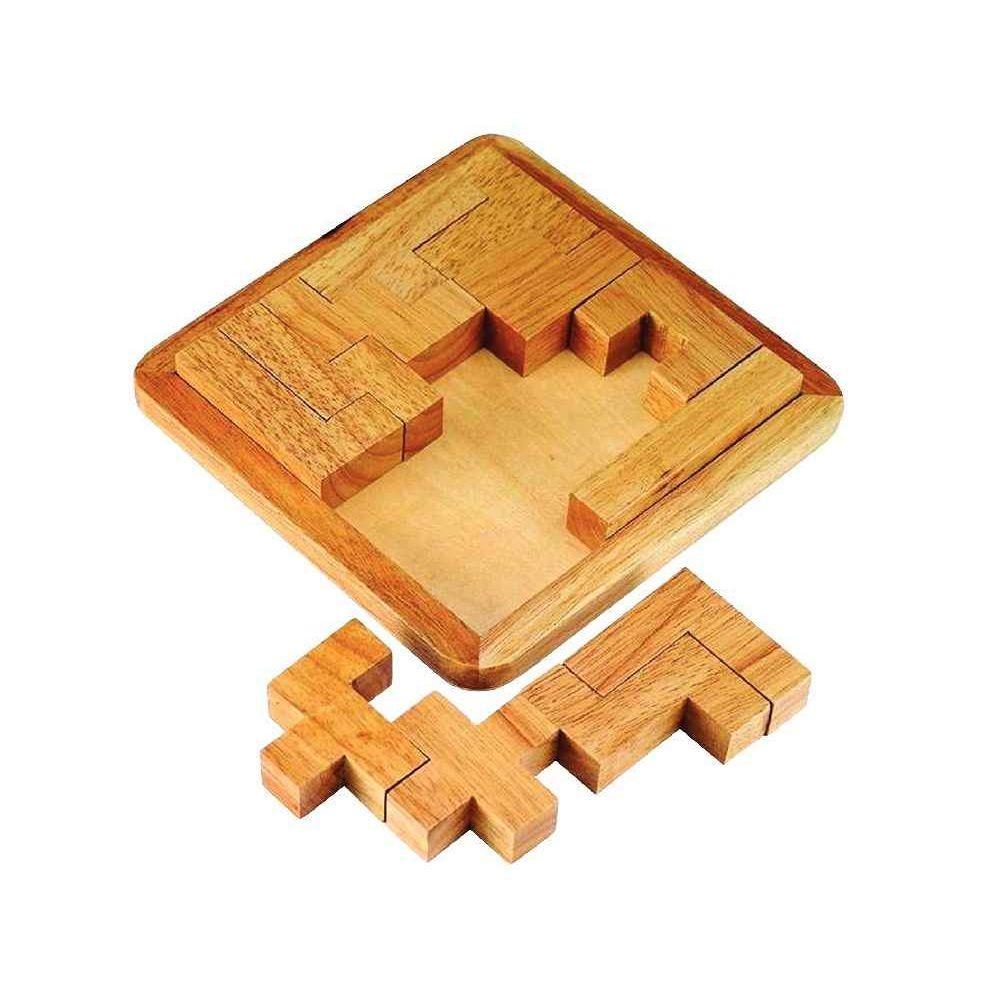 Jeu de société Pentomino en bois