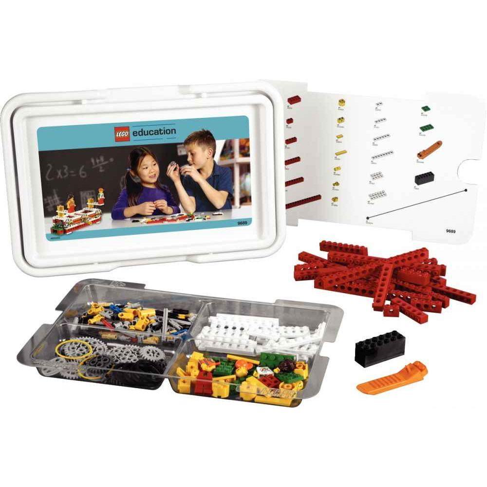 Mes premières machines LEGO, dès 7 ans