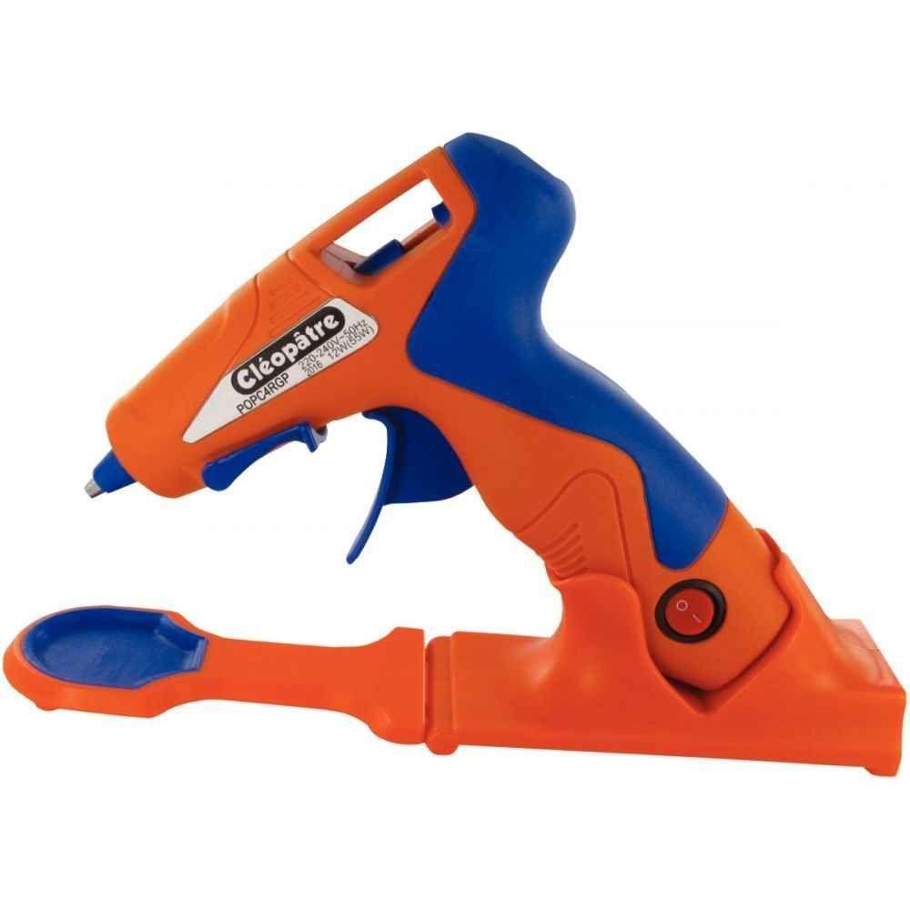 Cleopatre - POPC4RGP - Pistolet à colle Cléo Gun et peinture 3D