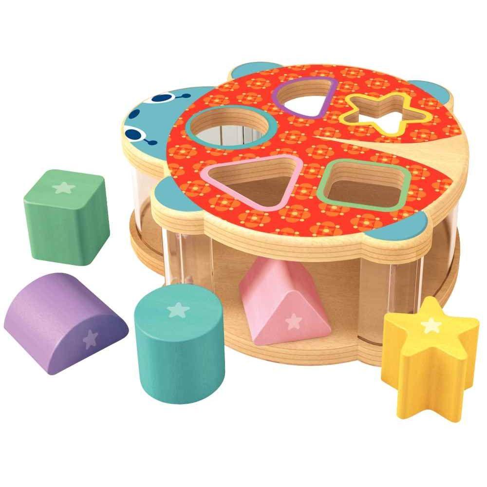 boite formes la tortue tuvoitou djeco jouet d 39 activit sur planet eveil. Black Bedroom Furniture Sets. Home Design Ideas