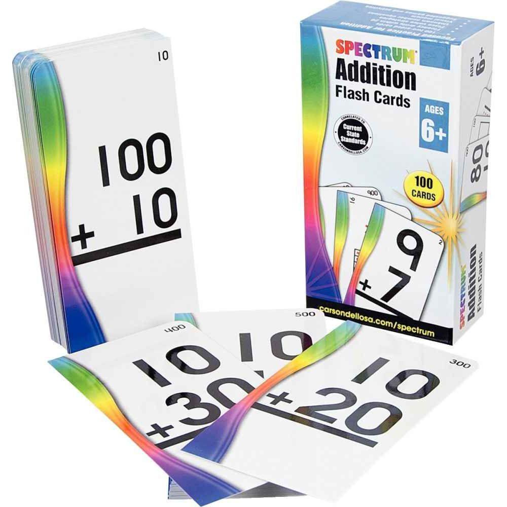 Carte addition - Paquet de 100
