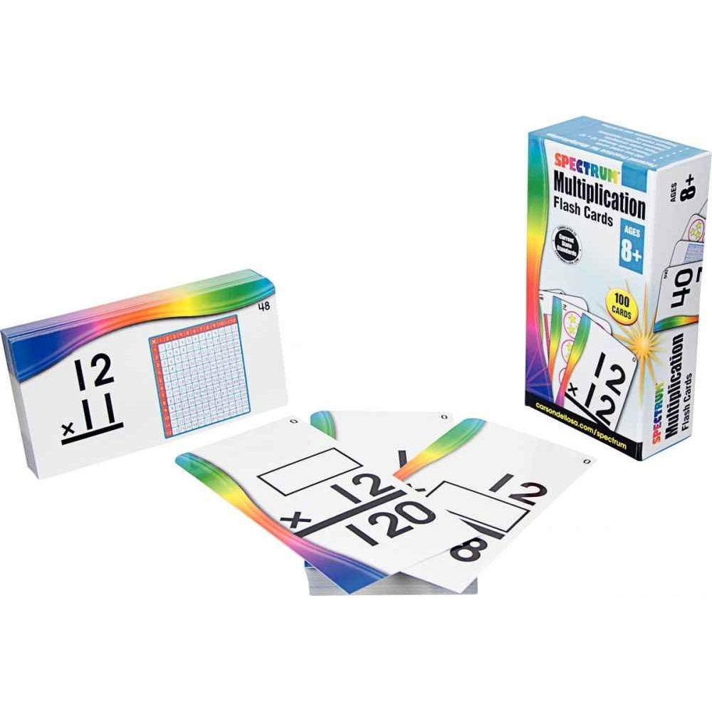 Carte multiplication - Paquet de 100