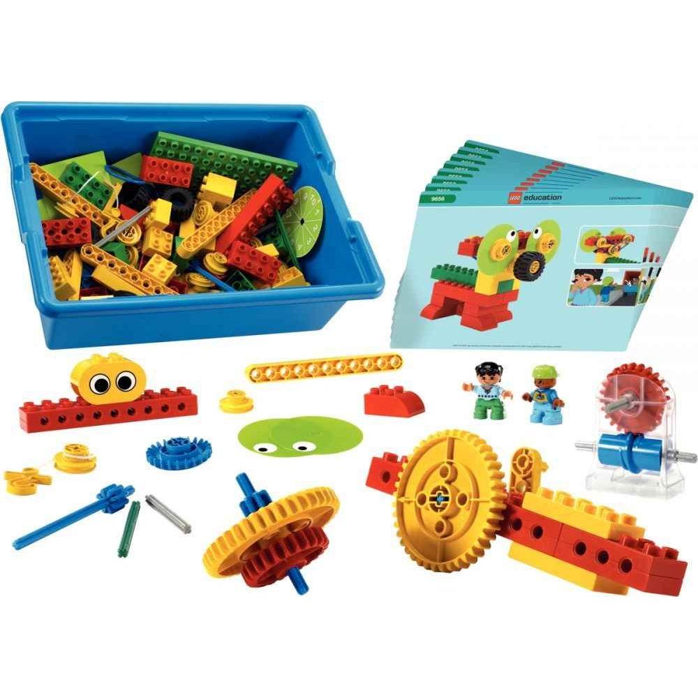 Mes premières machines LEGO, dès 5 ans