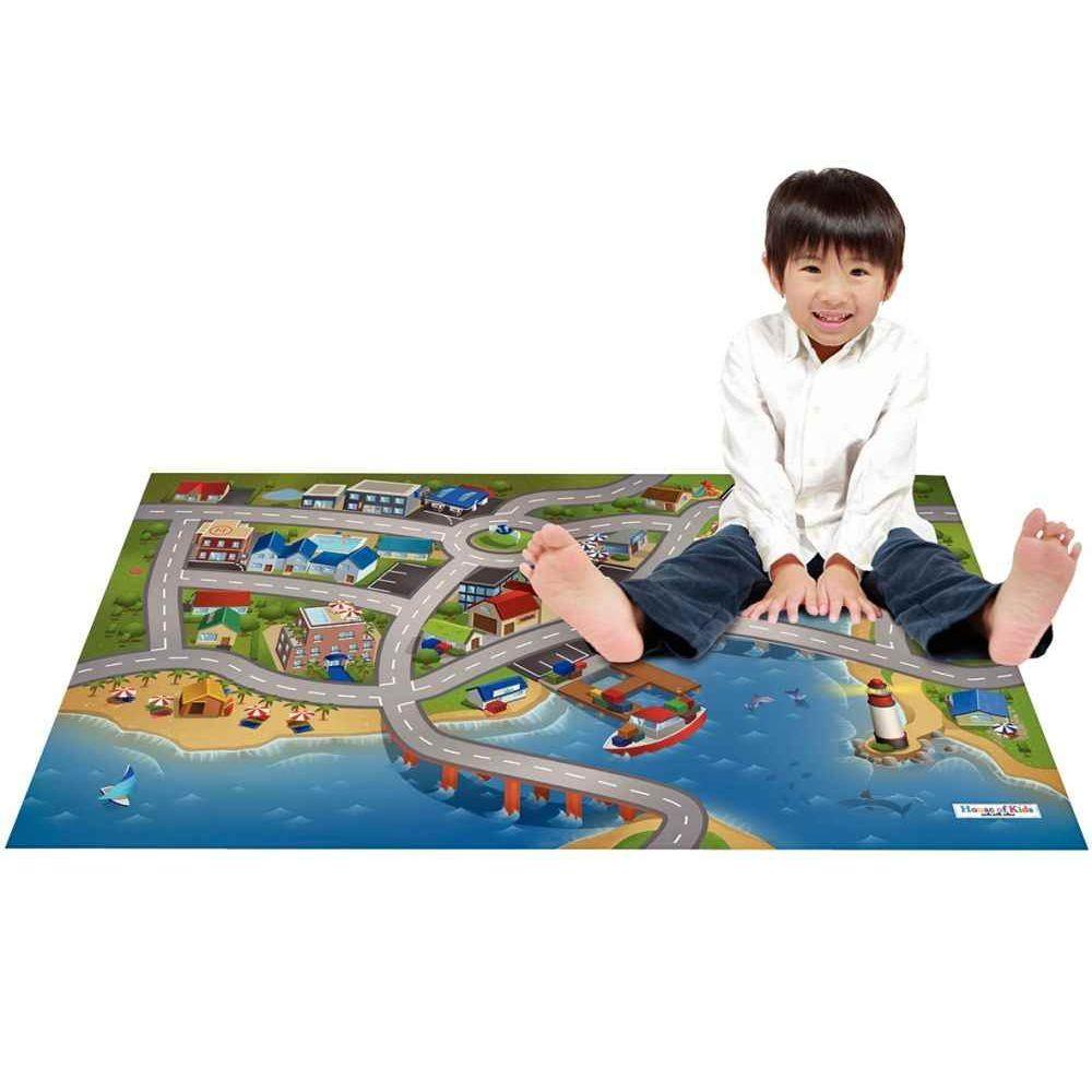 Tapis de jeux 100x150 cm- Le Port