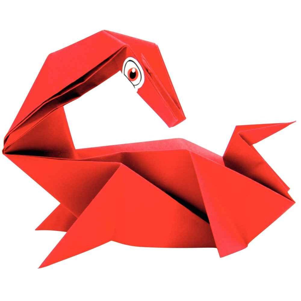 Kit origami : confirmé, 30 feuilles 20 x 20 cm assortis
